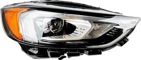 FORD EDGE 2018 - REFLEKTOR LAMPA PRZÓD LED NOWA PRAWA OE _ 2423976 _ KT4B-13W029-BG _ KT4Z-13008-Y