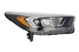 FORD KUGA MK2 ESCAPE LIFT - REFLEKTOR LAMPA PRZÓD PRAWA DRL OE _ 2161232 _ GV41-13W029-FA _ GJ5Z-13008-U