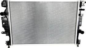 FORD MONDEO MK5 FUSION LIFT CHŁODNICA WODY 1.5 ECOBOOST _ DG9Z-8005-K _ DG9Z-8005-B