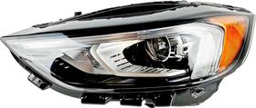 FORD EDGE 2018 19 - REFLEKTOR LAMPA LEWA Z LED OE _ 2336091 _ KT4B-13W030-BG _ KT4Z-13008-D