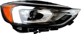 FORD EDGE 2018 REFLEKTOR LED PRAWY USA BEZ DRL OE _ 2306121 _ KT4B-13W029-AE _ KT4Z-13008-A