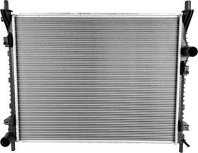 FORD MUSTANG 2015 - CHŁODNICA WODY 3.7L V6 5.0L V8 _ 2272223 _ FR33-8005-BH _ FR3Z-8005-A